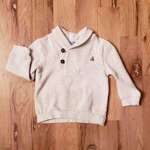 NWOT Baby GAP Boys Cowl Neck Shirt